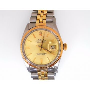 Rolex Oyster Perpetual Datejust 36mm 16013 Pre-Owned
