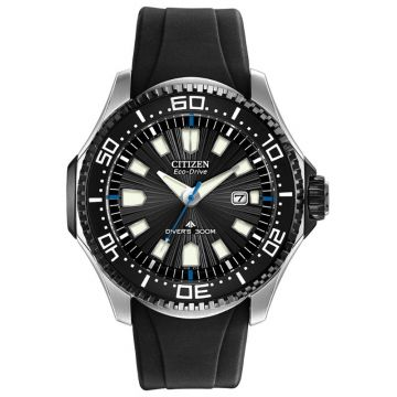 Citizen Eco-Drive Promaster Diver Polyurethane Stainless Steel 47mm Men's Diving Watch