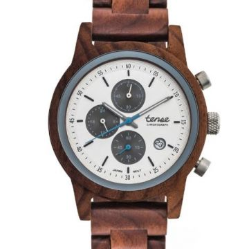 Cambridge Chrono Pau Ferro/Silver/W