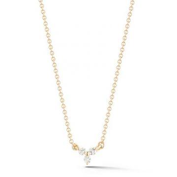 Barbela Diamond Fleur Necklace