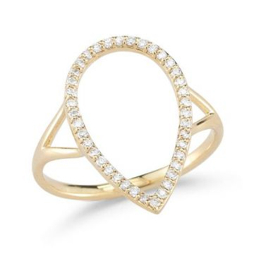 Barbela Diamond Empress Ring