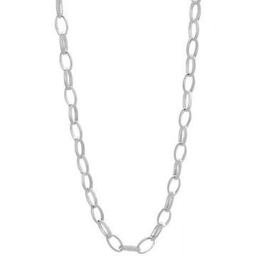 """Jorge Revilla Fancy 925 Necklace 18"""""""