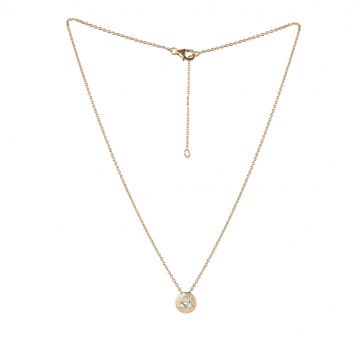 Sterling Silver & 18k Yellow Jorge Revilla Diamond Fashion Necklace