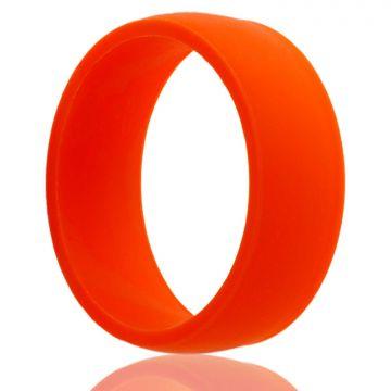 Orange Silicone Ring