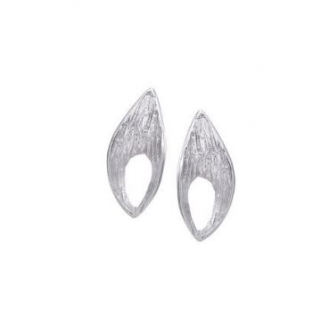Jorge Revilla 925 Sterling Silver Stud Fashion Earrings