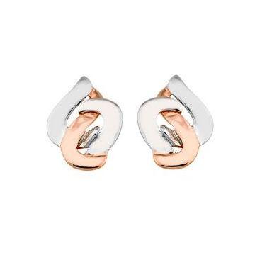 Jorge Revilla 925 Sterling Silver Stud Fashion Earirings