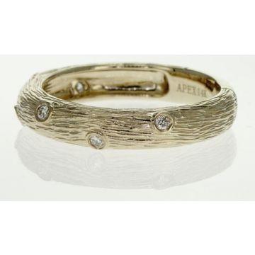 14k Yellow Gold Diamond Fashion Ring (.09ctw)