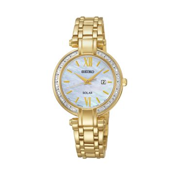 Tressia Solar Women Watch