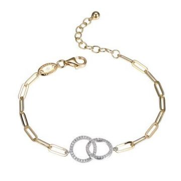 Charles Garnier Paper Clip Bracelet