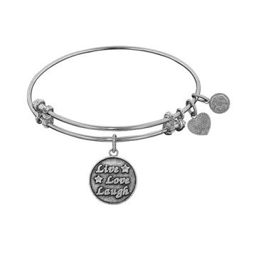 Angelica Live-Love-Laugh Bangle