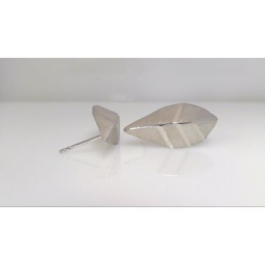Jorge Revilla 925 Sterling Silver Stud Fashion Earrings