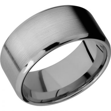 Lashbrook Titanium Men's Wedding Band