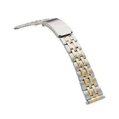 18-22mm Spring End Adjustable Link Band