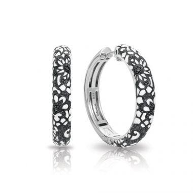 Belle Etoile Fleur De Lace Earrings