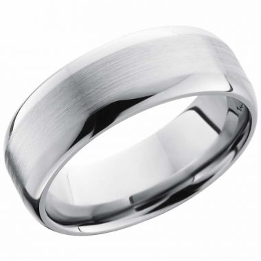 Lashbrook Titanium 8mm Men's Wedding Band