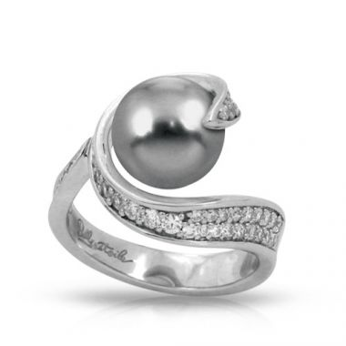 Belle Etoile Alanna Grey Ring