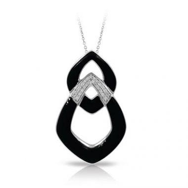 Belle Etoile Amazon Black Pendant
