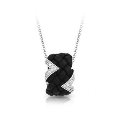 Belle Etoile Arpeggio Black Pendant