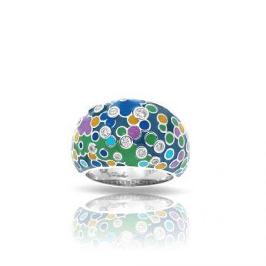 Belle Etoile Artiste Blue Ring