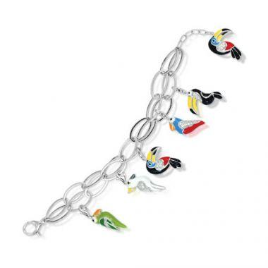 Belle Etoile Aviary Multi Bracelet