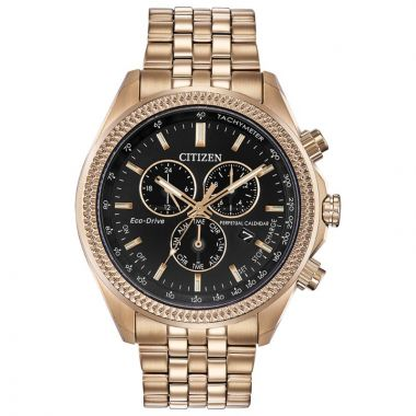 Citizen Eco-Drive Corso Stainless Steel Men's Watch