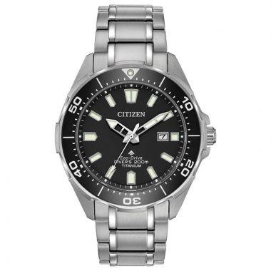 Citizen Eco-Drive Promaster Diver Super Titanium Two-Tone 44mm Men's Diving Watch