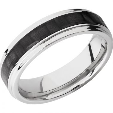 Lashbrook Titanium 6mm Men's Wedding Band
