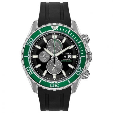 Citizen Eco-Drive Promaster Diver Polyurethane Men's Watch