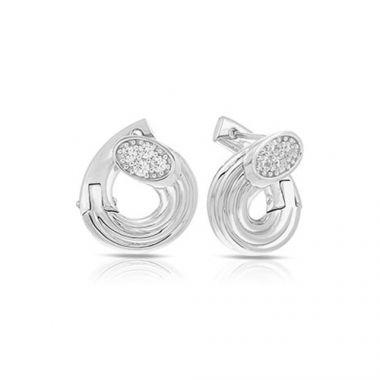 Belle Etoile Cavo CZ Drop Earrings