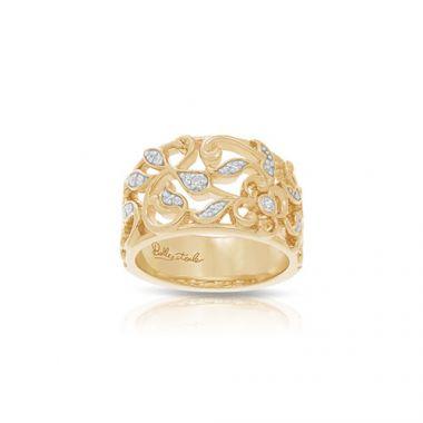 Belle Etoile Yellow Empress Ring