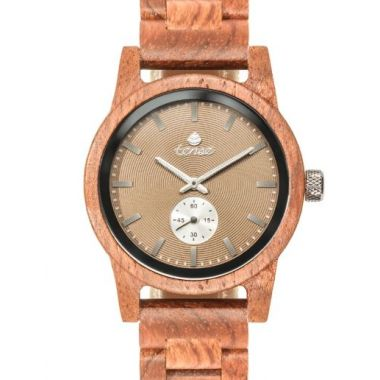 "Tense Hampton ""Katalox"" Wooden Watch"