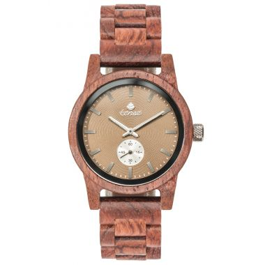"Tense Wooden Watch ""Hampton Karri"""