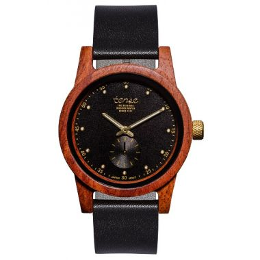 Gents Hampton North Rose Wood Tense Watch