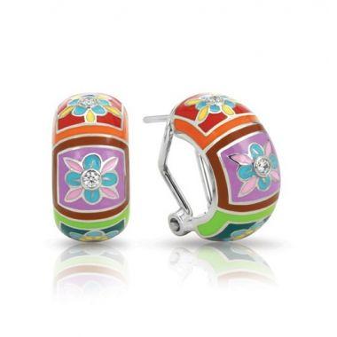 Belle Etoile Constellations: Bavarai Multicolor Earrings