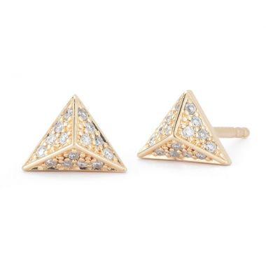 Barbela Diamond Odin Earrings