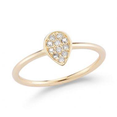Barbela Diamond Poppy Ring