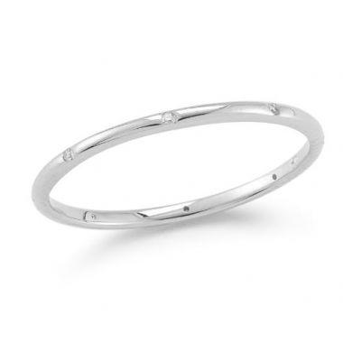 Barbela 14k Diamond Fashion Ring