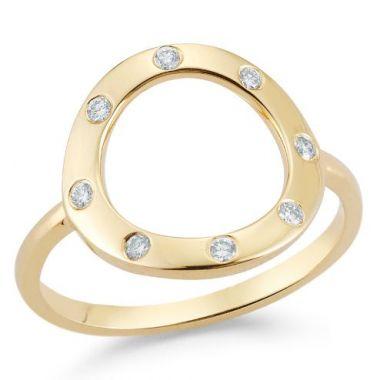 Barbela diamond Whitney Ring