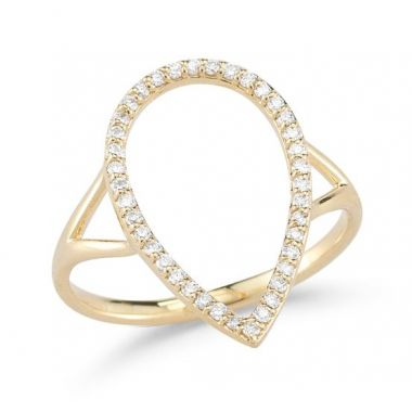 Barbela Diamond Empress Ring