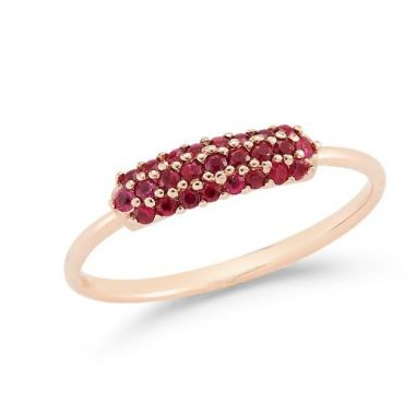 Barbela Ruby Cole Ring