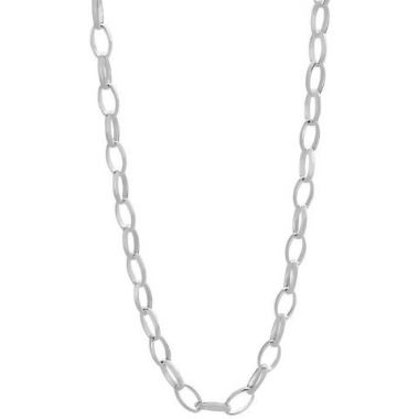 Jorge Revilla Fancy 925 Necklace 18""