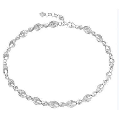 Jorge Revilla 925 Sterling Fashion Necklace