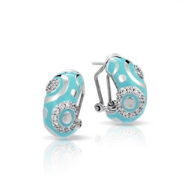 Belle Etoile Turquoise Earrings