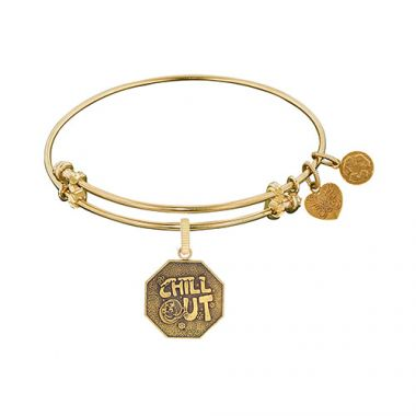 Angelica Chill Out Charm Bangle
