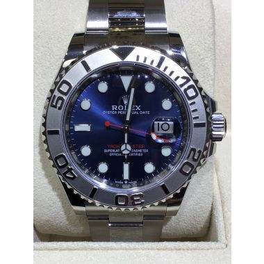 Rolex Yacht-Master 40mm 2021 Box and Papers Never-Worn