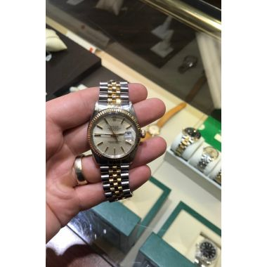 Rolex Datejust Stainless/18k 16013
