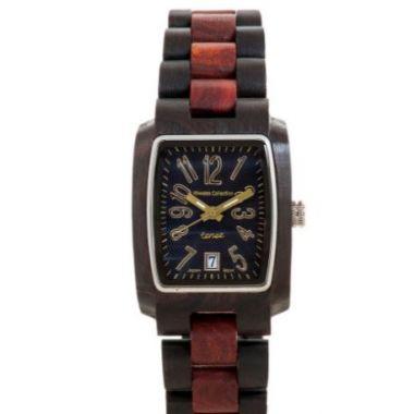 Tense Timber Katalox/Leadwood Wood Watch