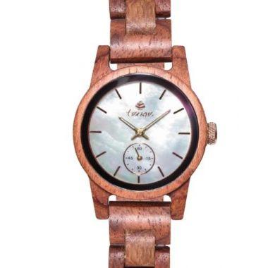 Tense Small Hampton Katalox Wooden Watch