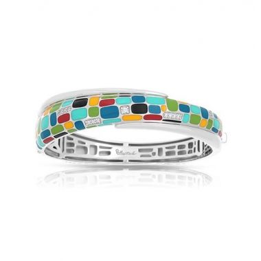 Belle Etoile Mosaica Multi-Color Bangle