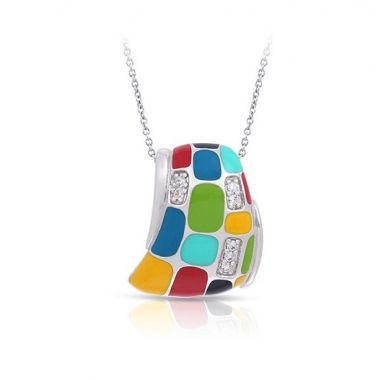 Belle Etoile Mosaica Multicolor Pendant